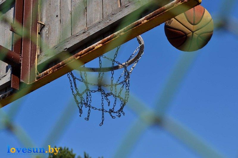 кубок любителей по стритболу 28.08.2015 мяч сетка