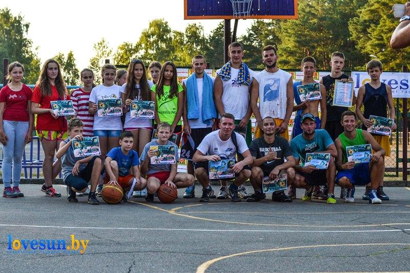 кубок любителей по стритболу 28.08.2015 победители