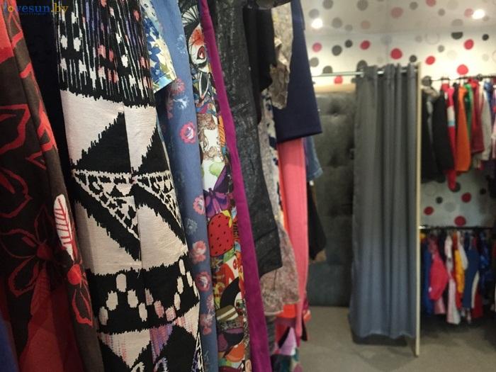 магазин одежды secon hand Бренд Микс 2