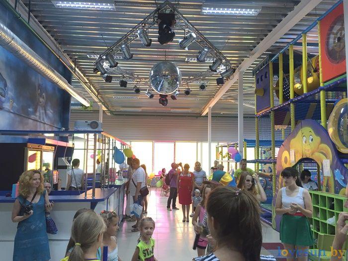 открытие детского центра островок(15)