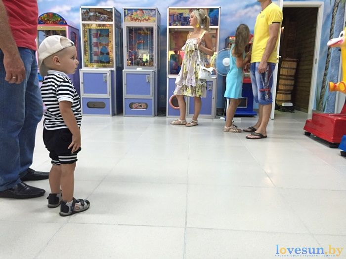 открытие детского центра островок(30)