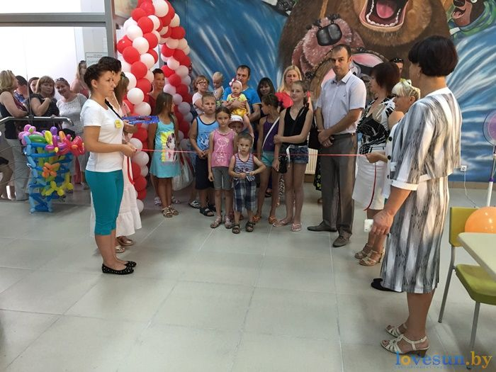 открытие детского центра островок(41)