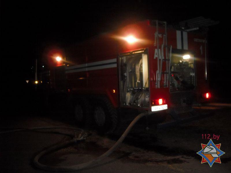 пожар в Судовице (2)
