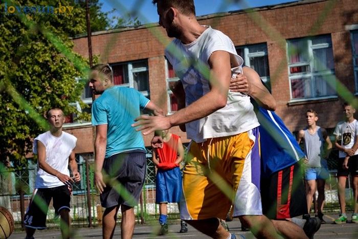 стритбол 25.08.2015