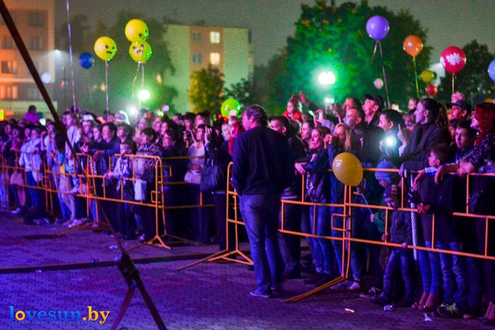 День города 19.09.2015 Леприконсы, Митько 2