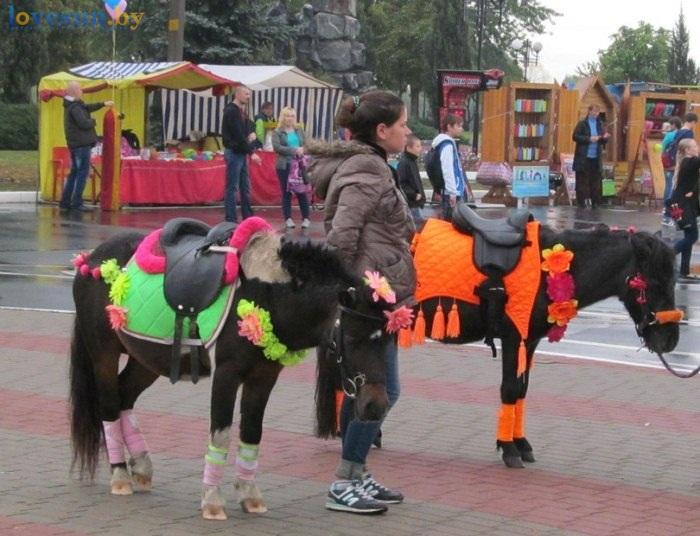 День города 19.09.2015 пони
