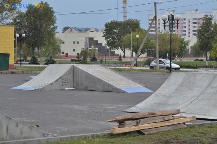 Площадка для роллеров и скейтбордистов DSC_0302