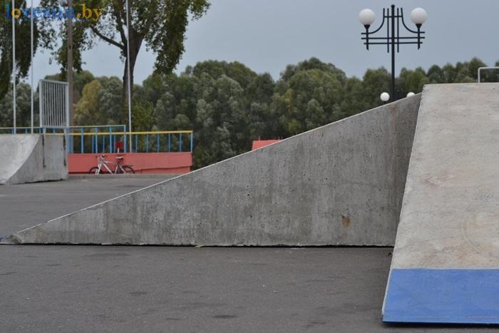 Площадка для роллеров и скейтбордистов DSC_0308