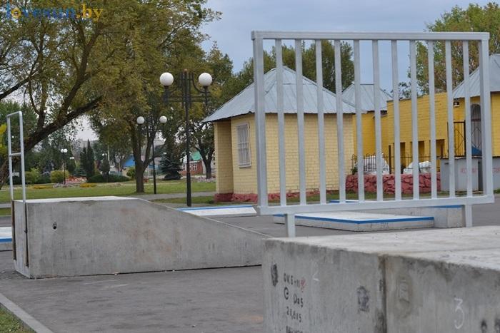 Площадка для роллеров и скейтбордистов DSC_0315
