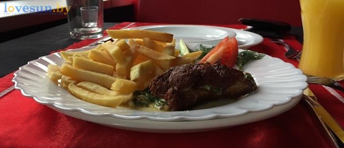 Ресторан Ксарт картофель мясо 3