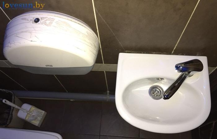 туалет умывальник Ягуар IMG_8614