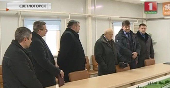 председатель госконтроля Леонид анфимов на ЦКК
