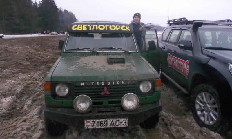 Светлогорская команда по off-road 4