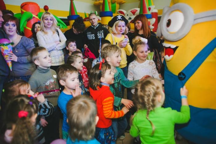 планета желаний детский праздник
