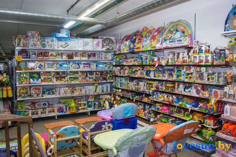 детский супермаркет сказочный мир 3