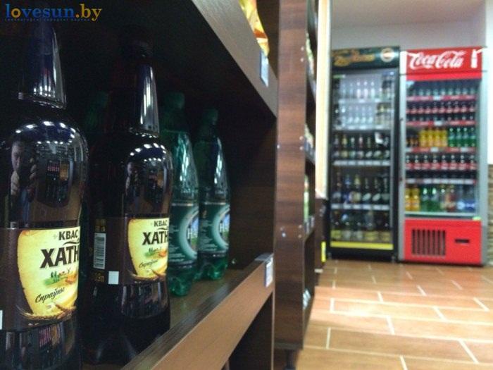 магазин грош бутылки квас хатни