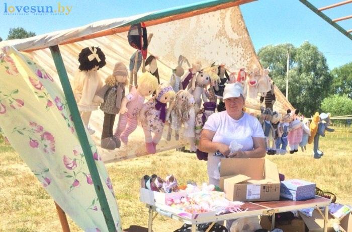 День молодёжи 2016 пляж мастер куклы