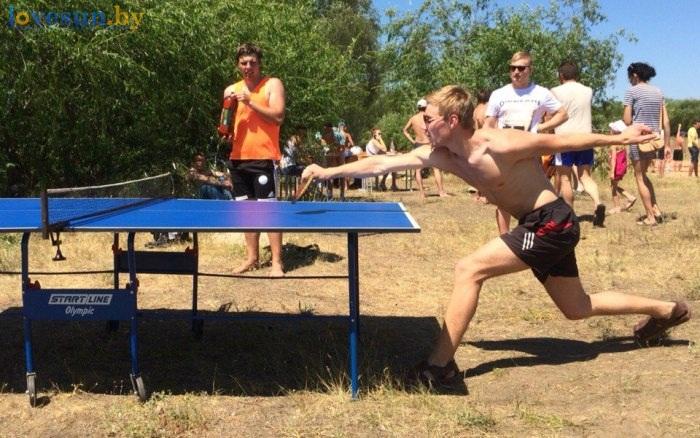 День молодёжи 2016 пляж теннис 3
