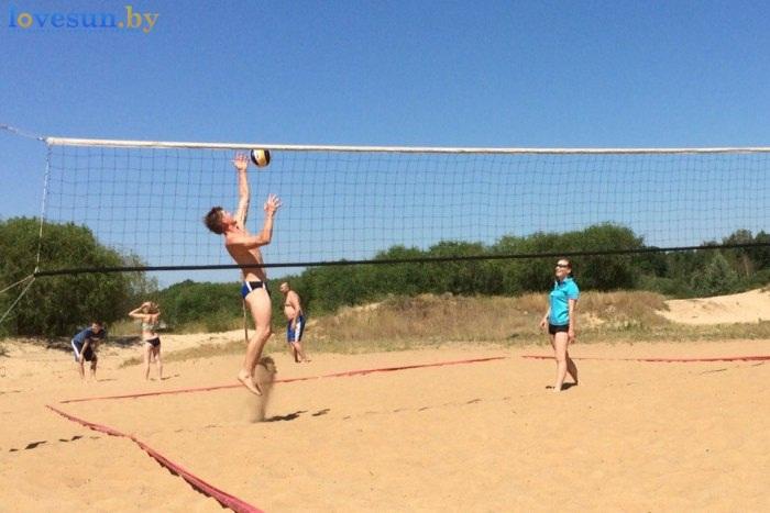 День молодёжи 2016 пляж волейбол