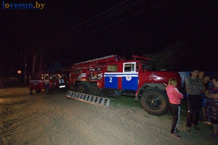 Пожарный автомобиль МЧС