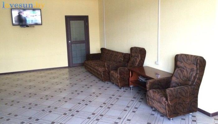 Ринир комната отдыха диван телевизор кресло