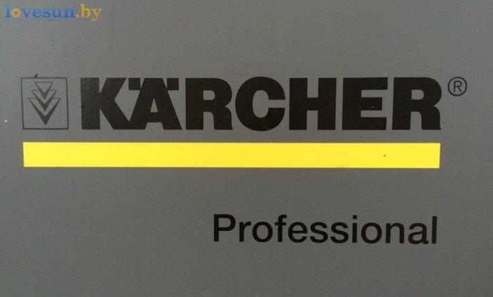 автотомойка самообслуживания Керхер
