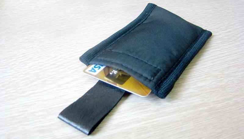защитный чехол для защиты пластиковых карт СветлогорскХимволокно