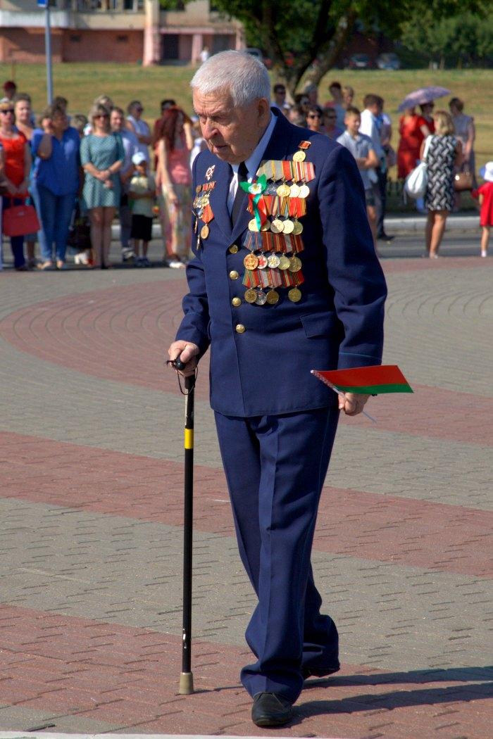 день независимости 2016 ветеран