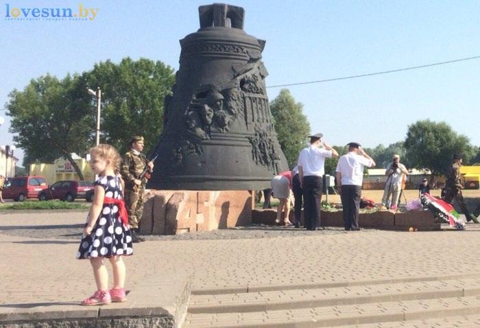 день независимости 2016 воинское приветсвие