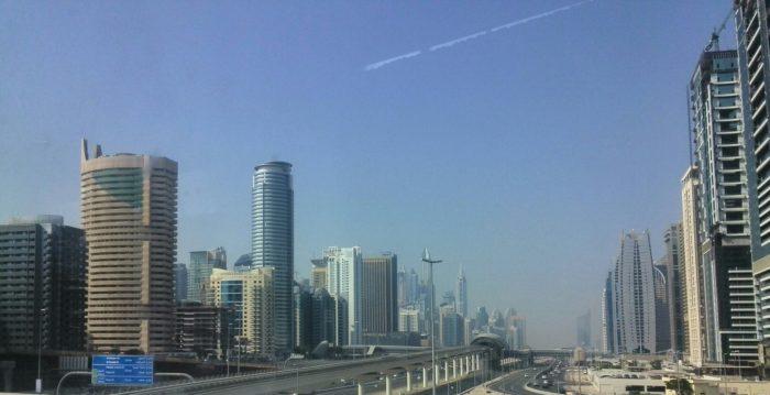 город Дубай дома