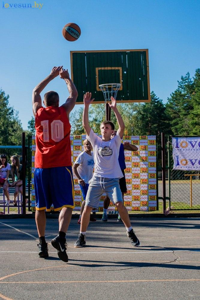 стритбол 2016 баскетбол