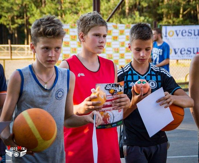 стритбол и воркаут 2016 победители 2