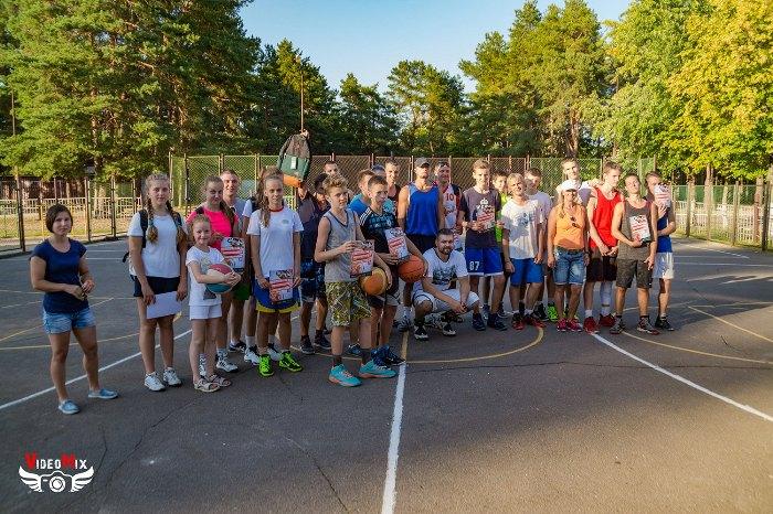 стритбол и воркаут 2016 победители
