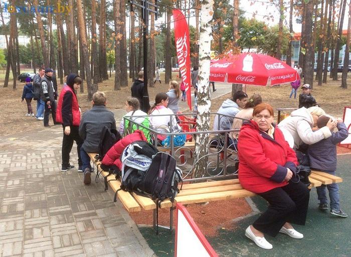 den-goroda-2016-vorkaut-sport-koka-kola-zhenshhina-na-lavke
