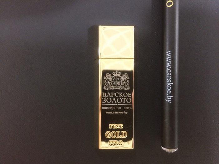 флешка і карандаш царское золото 3
