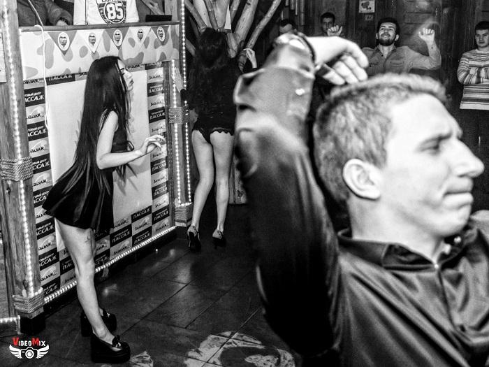 вечеринка (дискотека) в честь 15 000 подписчиков танцы гоу гоу hot ladies show
