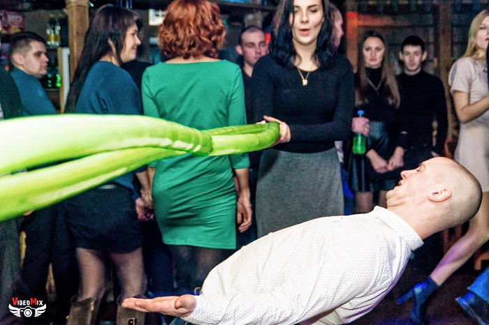 вечеринка (дискотека) в честь 15 000 подписчиков конкурс девушка парень