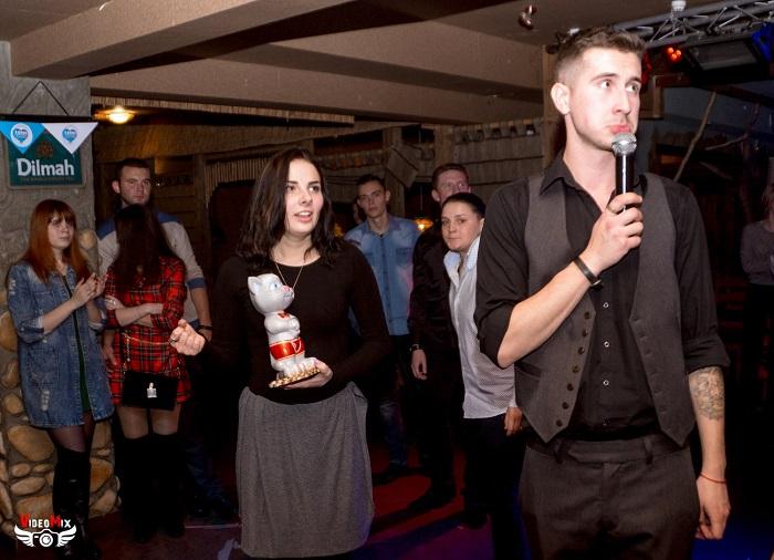 вечеринка (дискотека) в честь 15 000 подписчиков ведущий свадьба кот