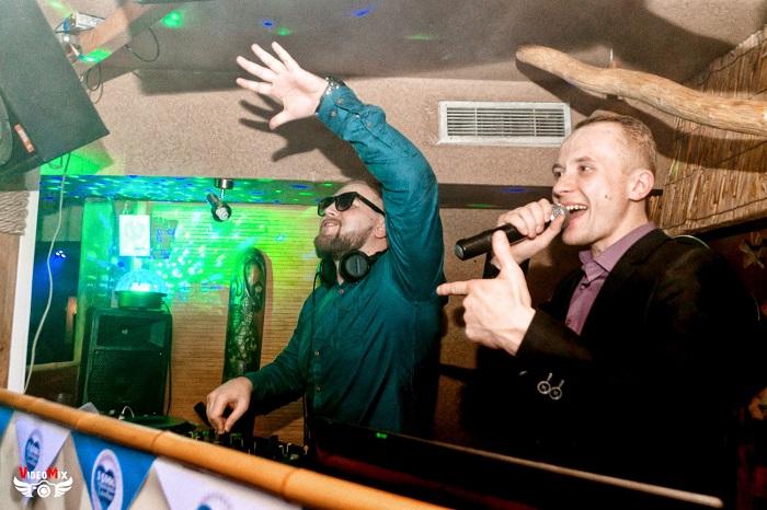 вечеринка (дискотека) в честь 15 000 подписчиков диджей эмси мс кочешов Alex J