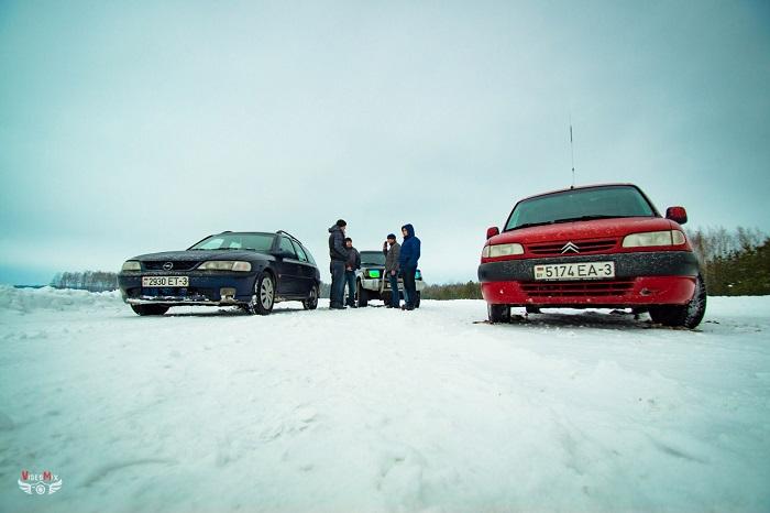 Авто горячий лёд 2017 ситроен опель