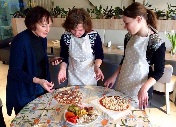 дети в пицца смайл мастер-класс 09.03.17 6