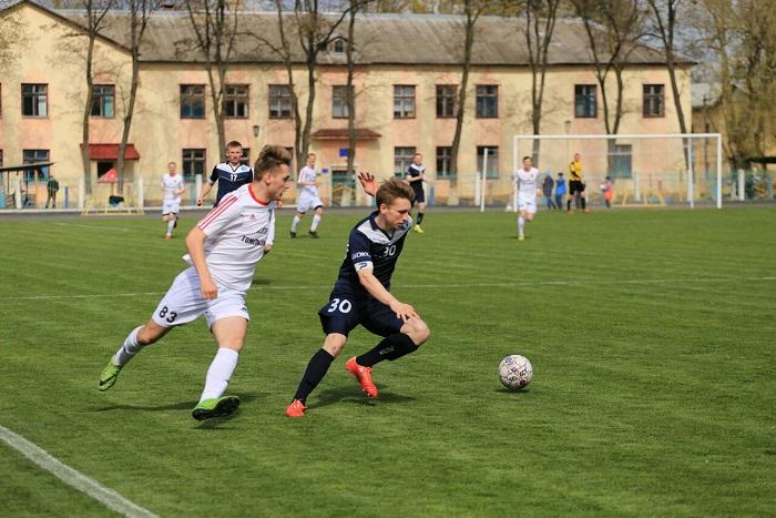 Футбольный матч Химик Луч 15.04.2017 2