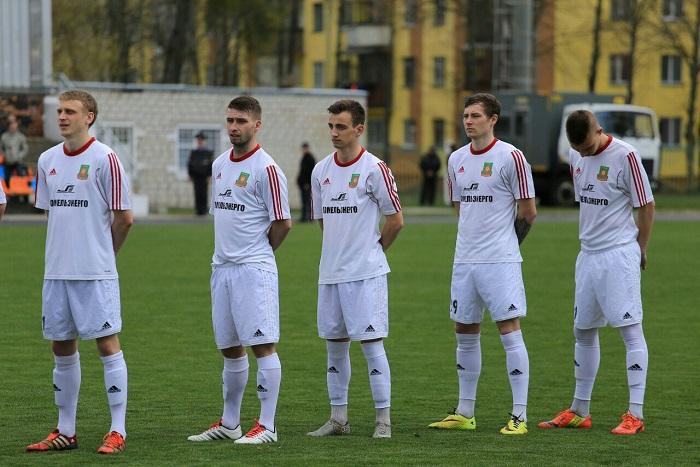Футбольный матч Химик Луч 15.04.2017 гимн
