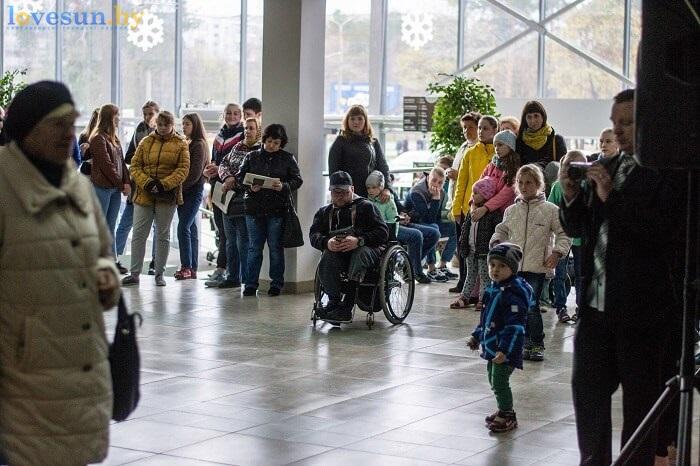 газете светалгорския навины 85 лет 2017 инвалидное кресло алексей юркин