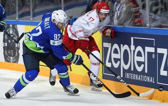 Хоккейный матч словения беларусь чемпионат мира 2017 2
