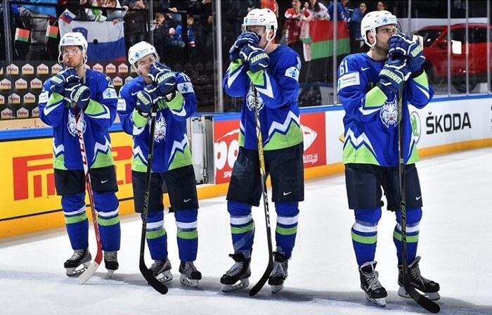 Хоккейный матч словения беларусь чемпионат мира 2017 грустит спорт
