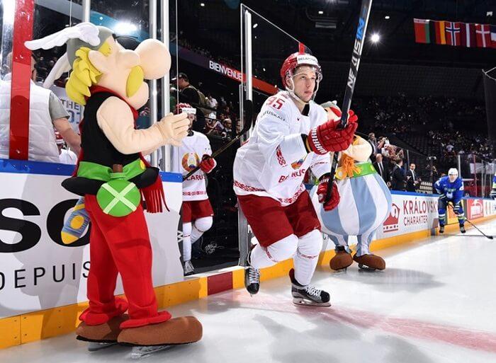 Хоккейный матч словения беларусь чемпионат мира 2017