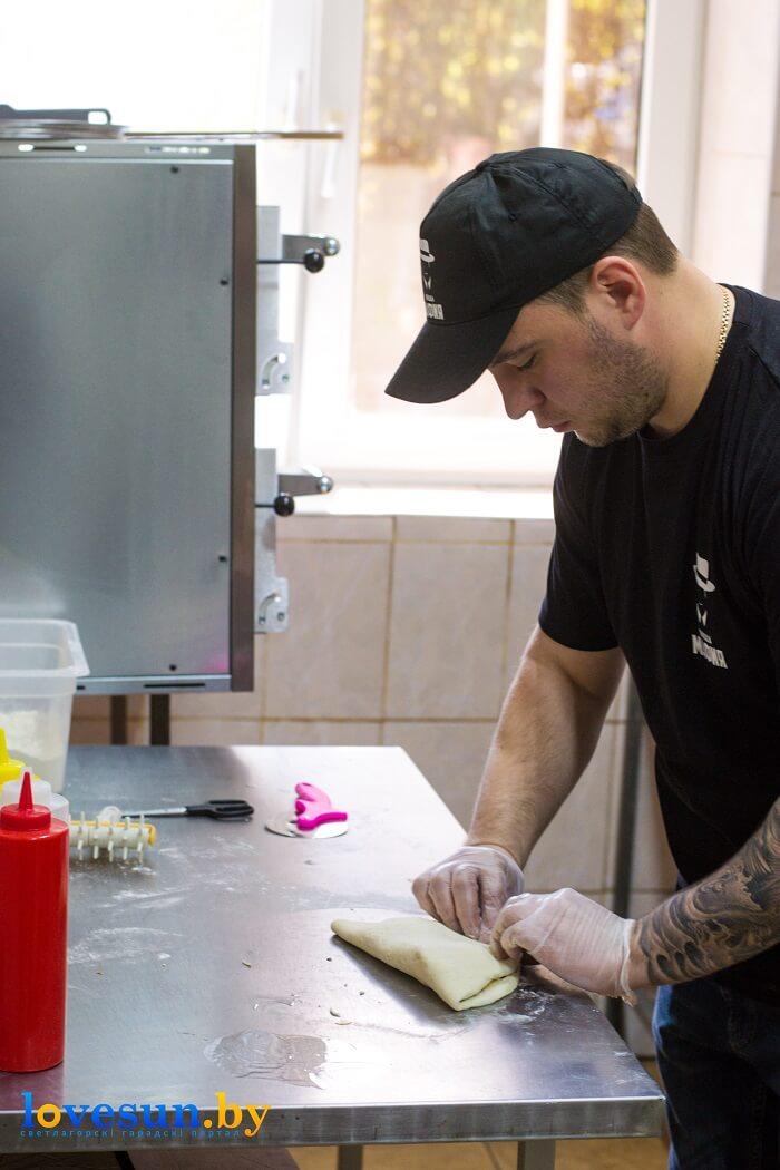 пицца мафия кухня приготовление чебурека