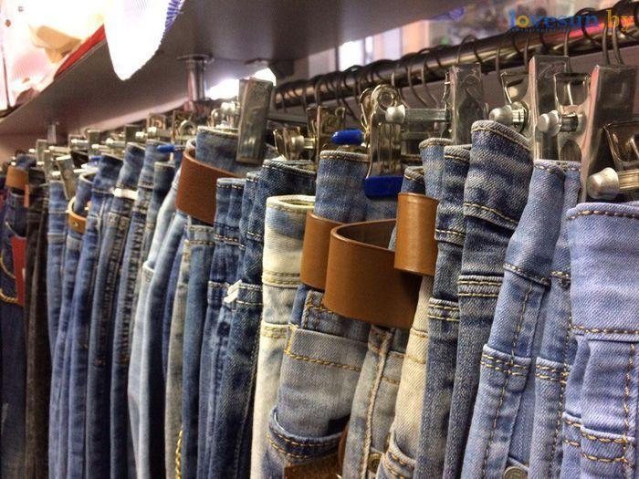 торговый центр Пассаж магазин товары джинсы одежда