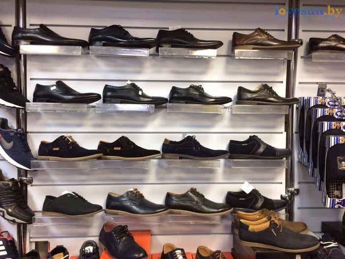 торговый центр Пассаж магазин товары классические туфли